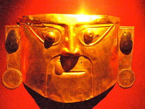 Gold Museum Caral
