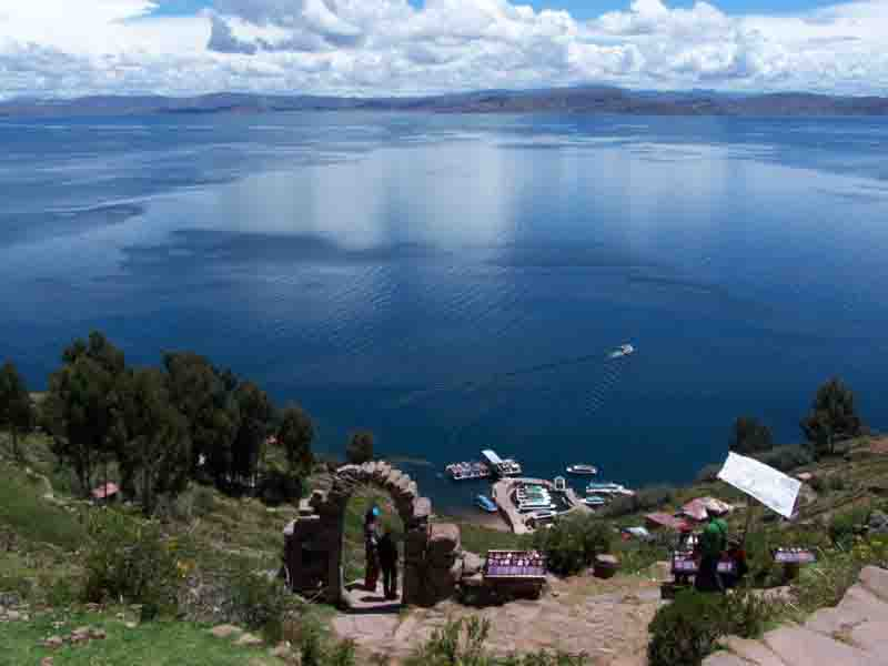 Taquile Island Experimental tourism